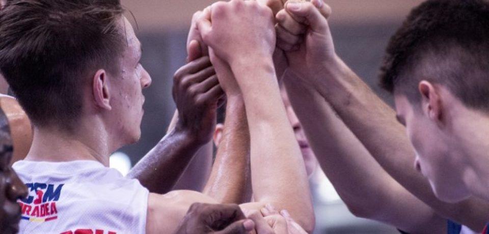 Debut în play-off-ul Ligii Naționale pentru CSM CSU Oradea