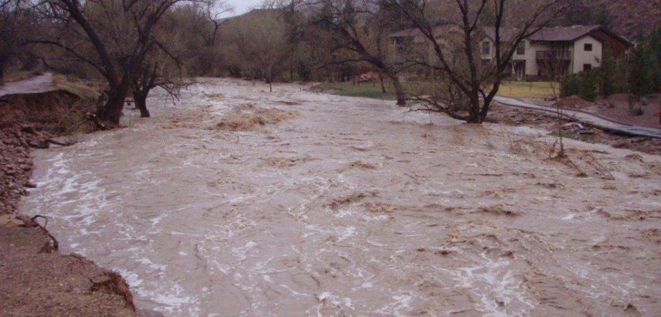 Cod galben de inundații în Bihor pe Crişul Repede şi Crişul Negru