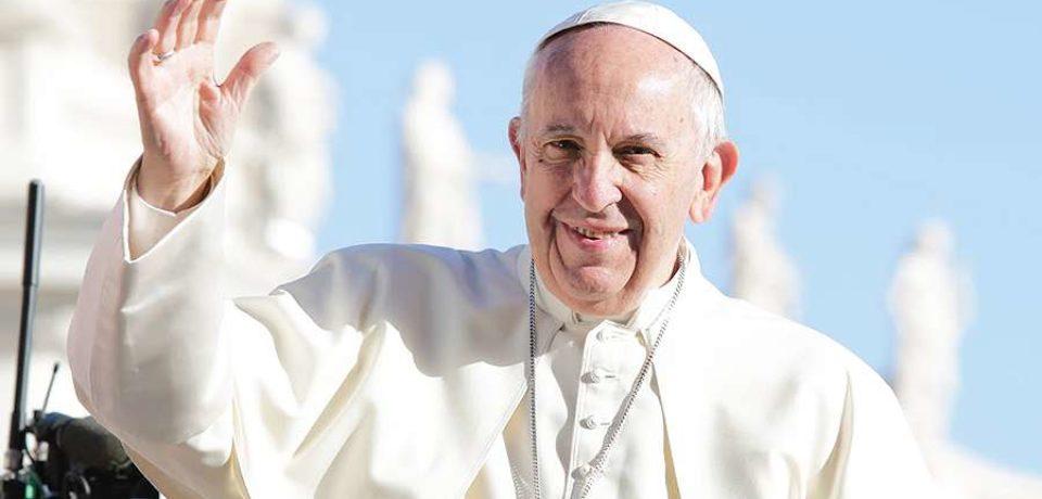 """Papa Francisc: """"A fost o mare bucurie să fiu pelerin în România"""""""