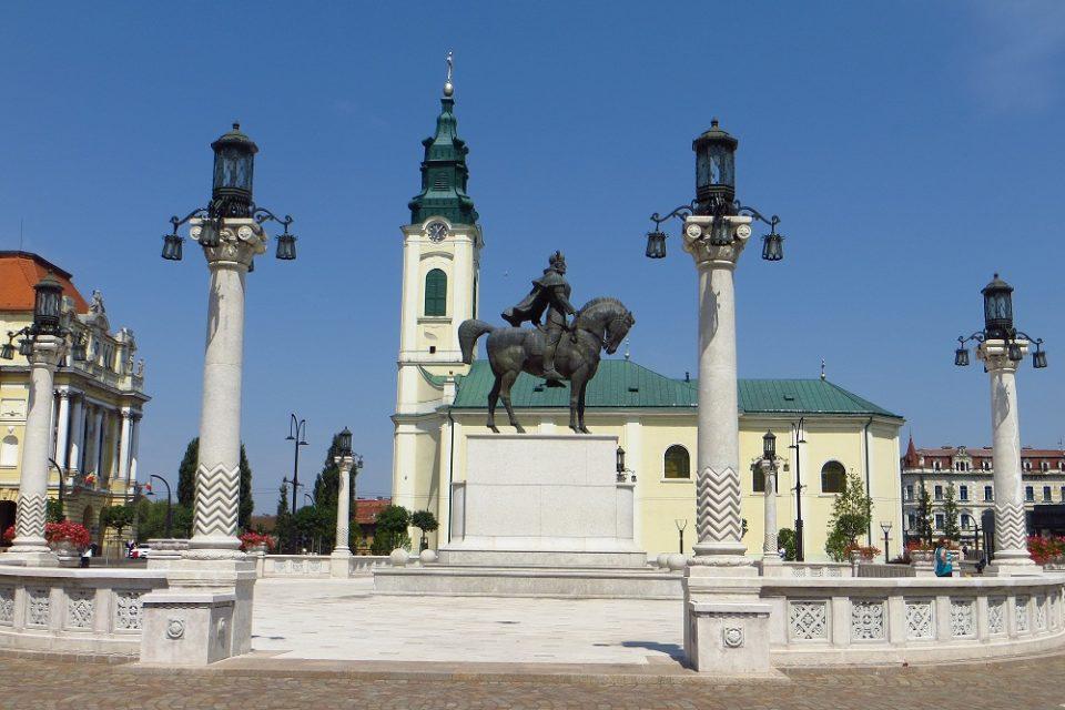 Constantin Mosincat: Locul statuii lui Mihai Viteazul e in Piata Unirii