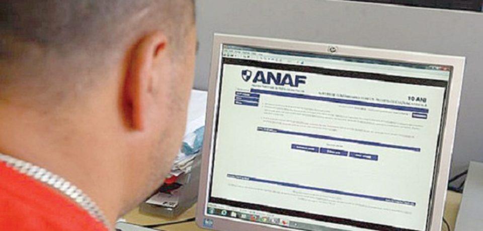 Anunț important de la ANAF pentru persoanele fizice