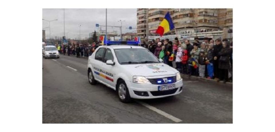 Poliţia Locală Oradea aniversează zece ani de activitate în sprijinul urbei. Comunicat