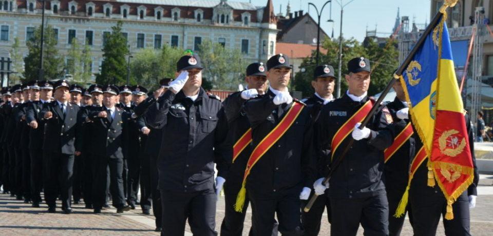 Alătură-te echipajelor de pompieri militari! Comunicat