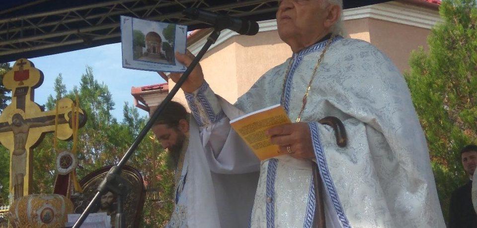Blândul păstor Nicolae Bordaşiu a plecat la Domnul