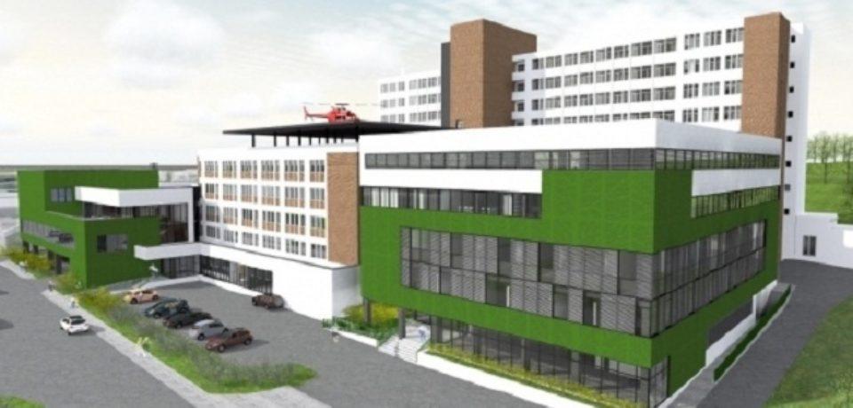 Undă verde pentru extindera ambulatoriului Spitalului Județean din Oradea