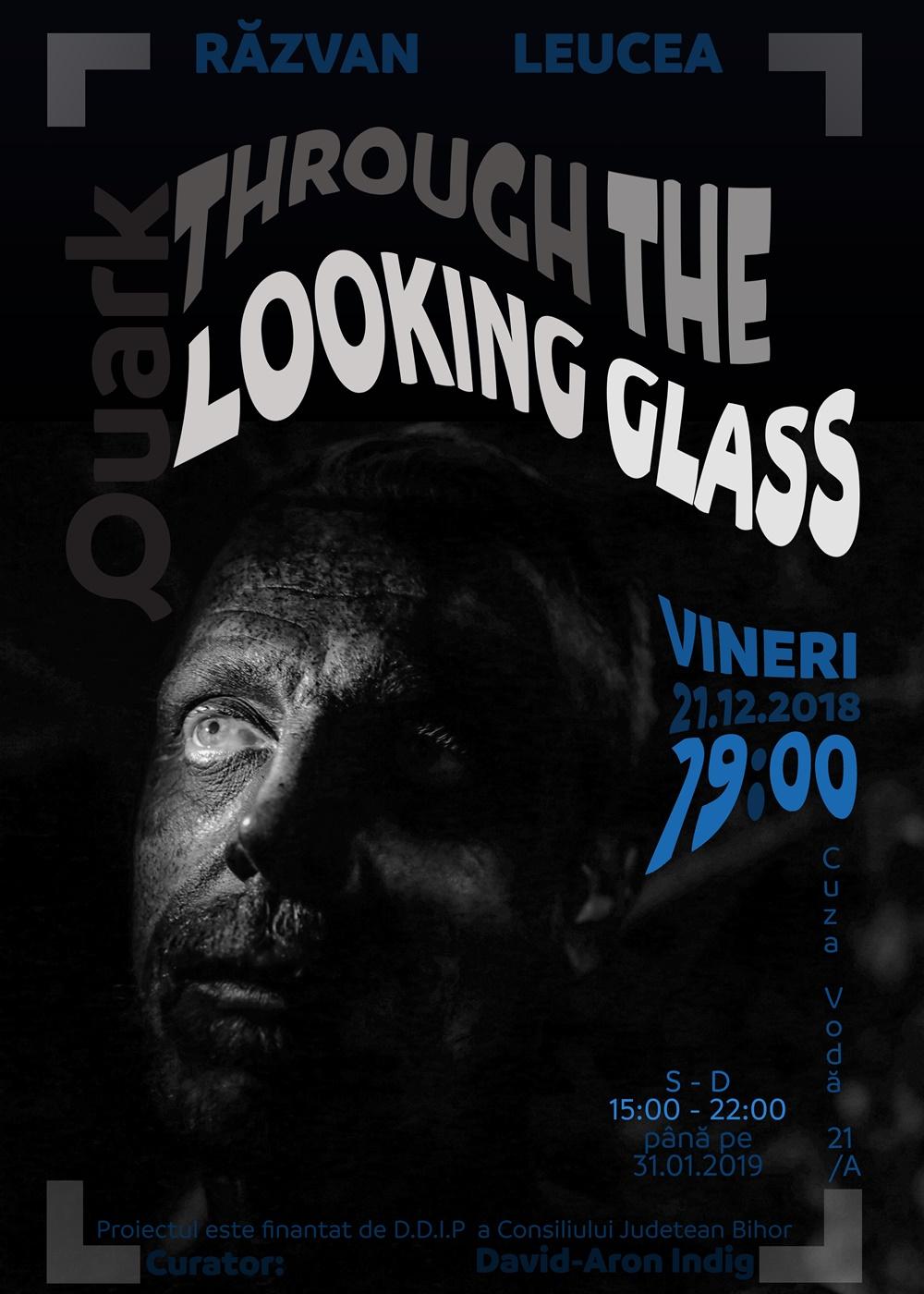 "Expoziția de fotografie ""Through the looking glass"", de Răzvan Leucea"