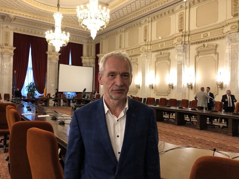 Universitarul orădean Ioan Gheorghe Țara, membru neexecutiv în conducerea ASF