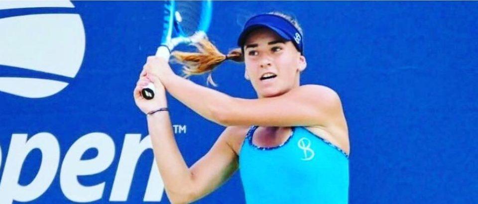 Irina Bara va juca în optimi la dublu, la turneul Premier 5 din Dubai