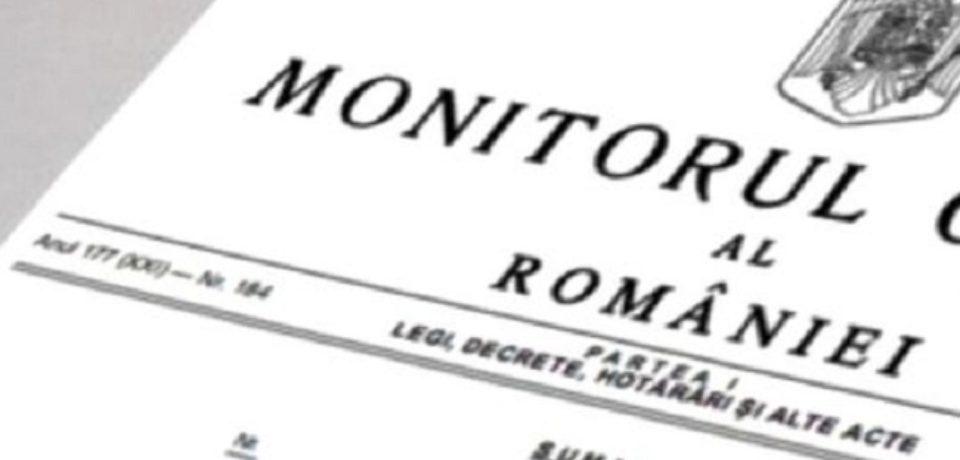 """Este oficial! """"Taxa pe lăcomie"""" a apărut în Monitorul Oficial"""