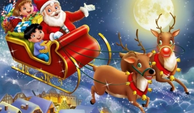 Despre Moş Crăciun, renii şi spiriduşii din Laponia