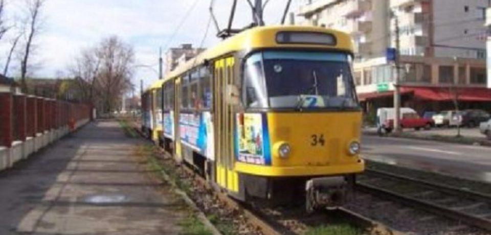 OTL: S-a reluat circulaţia cu tramvaie pe linia 2. Comunicat