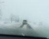 Iarna in Bihor. Se circula cu dificultate chiar si pe drumurile nationale