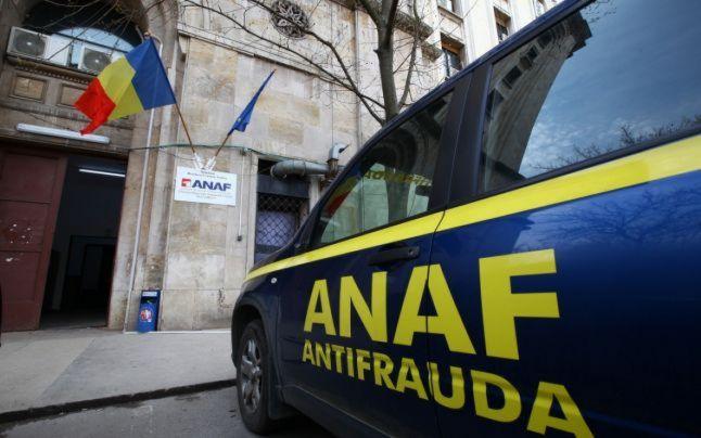 Razie ANAF la casele de marcat electronice, din 15 martie