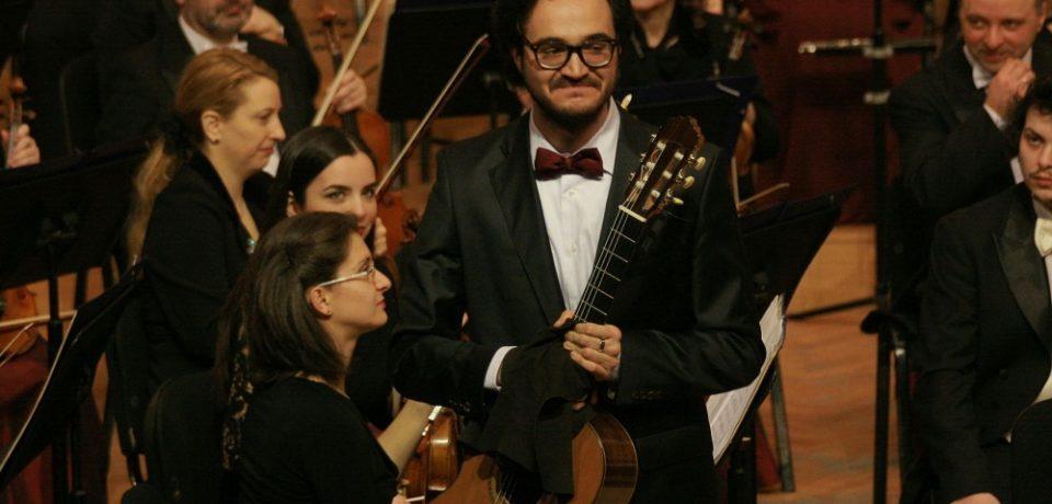 Concert de chitară, în primă audiție pe scena Filarmonicii din Oradea