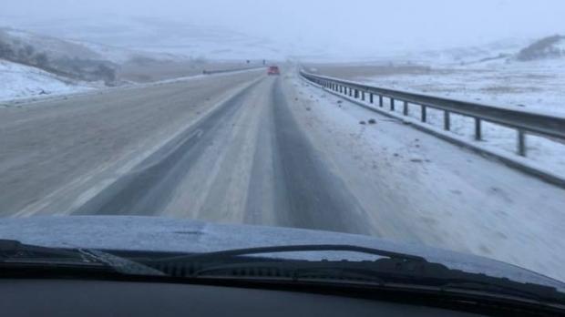 CNAIR anunţă că nu sunt drumuri închise sau restricţionate din cauza condiţiilor meteorologice