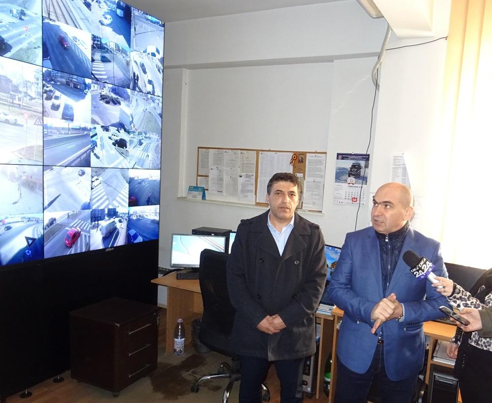 Se modernizează și se extinde sistemul de supraveghere video din Oradea