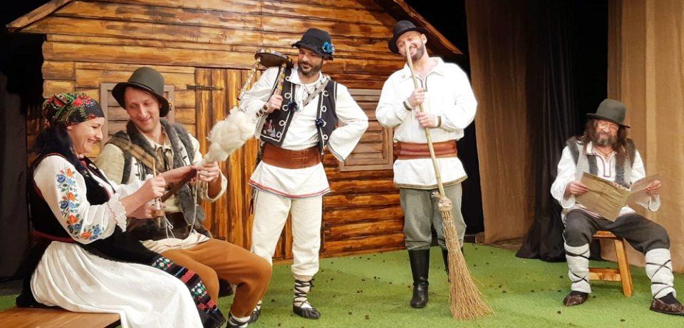 """""""Isprăvile lui Păcală"""", spectacol de neuitat pentru micii membri DASO. Comunicat"""