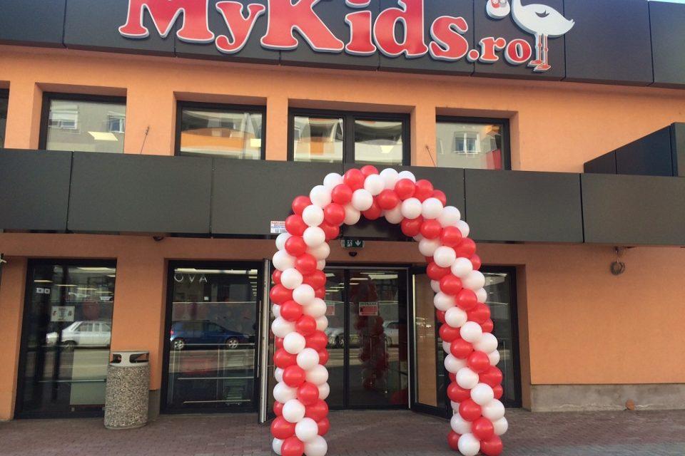 My Kids.ro, un magazin pentru mamici si pentru cei mici. Video