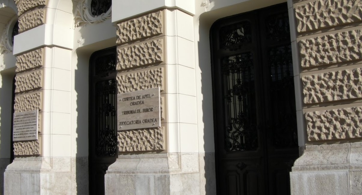 In cat timp se solutioneaza un dosar la Tribunalul Bihor. Bilantul instantei a fost facut public