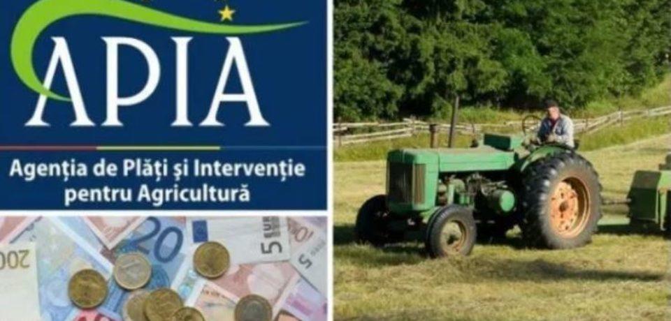 APIA eliberează fermierilor adeverinţe pentru schemele de plată din Campania 2019