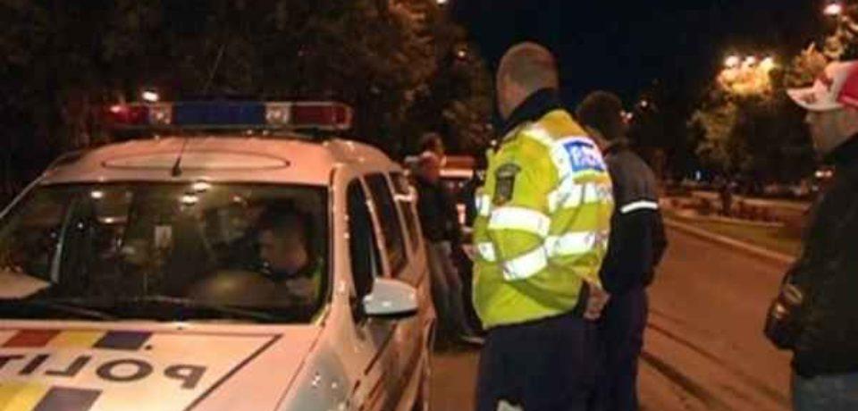 Tânăr bihorean, prins drogat la volan de polițiștii orădeni. Comunicat