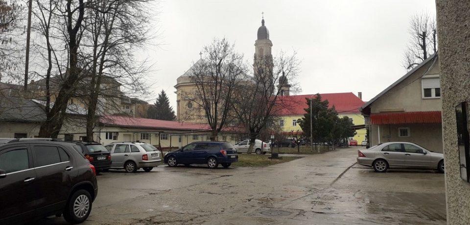 Începe proiectarea parcării de pe str. Brașovului