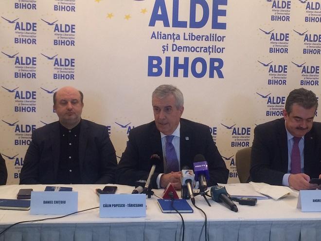 ALDE vrea 5 mandate de europarlamentari, la alegerile din mai