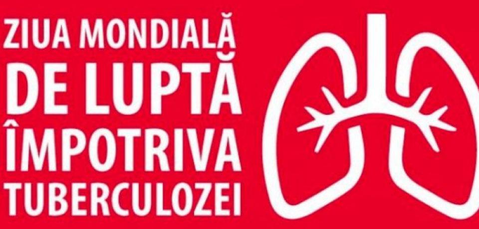24 martie-Ziua mondială de luptă împotriva tuberculozei
