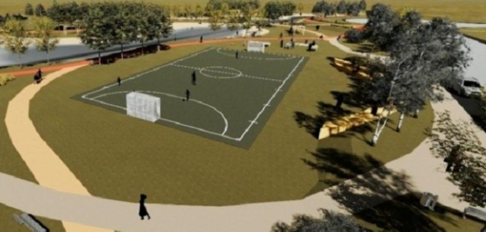 Coridorul verde din Cartierul Grigorescu poate fi gata până la final de an