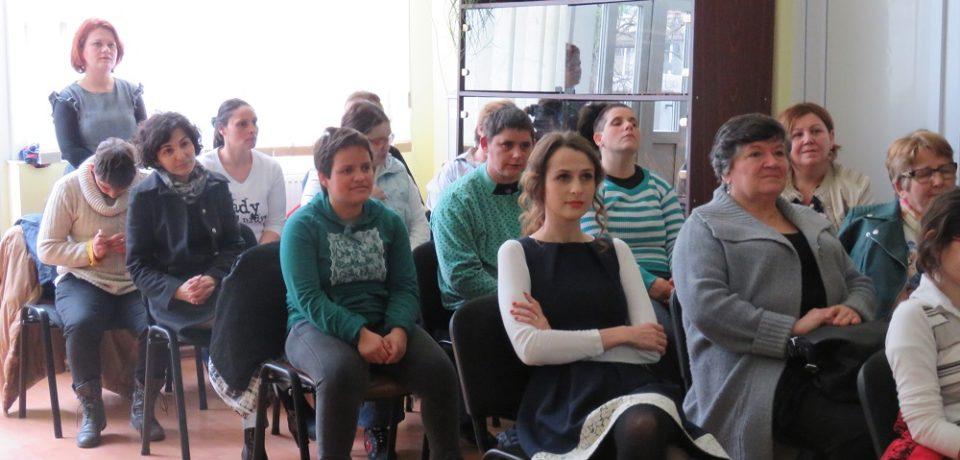 Ziua Femeii a fost sărbătorită la Centrele Multifuncţionale din Oradea