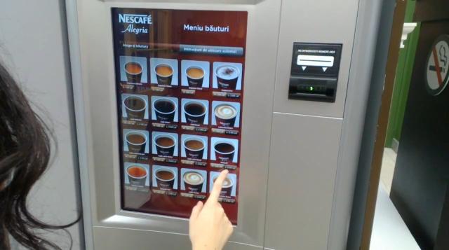 Fiecare automat de cafea din România va fi controlat
