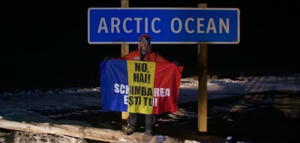 """Avram Iancu, de la """"6633 Arctic Ultra"""" la """"Schimbarea ești tu"""""""