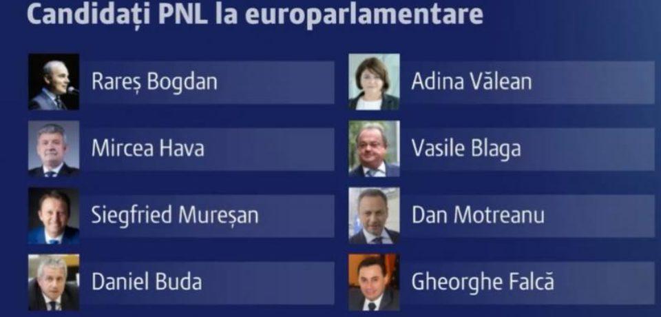 PNL a decis lista candidaților pentru alegerile europarlamentare. Un bihorean e pe loc eligibil