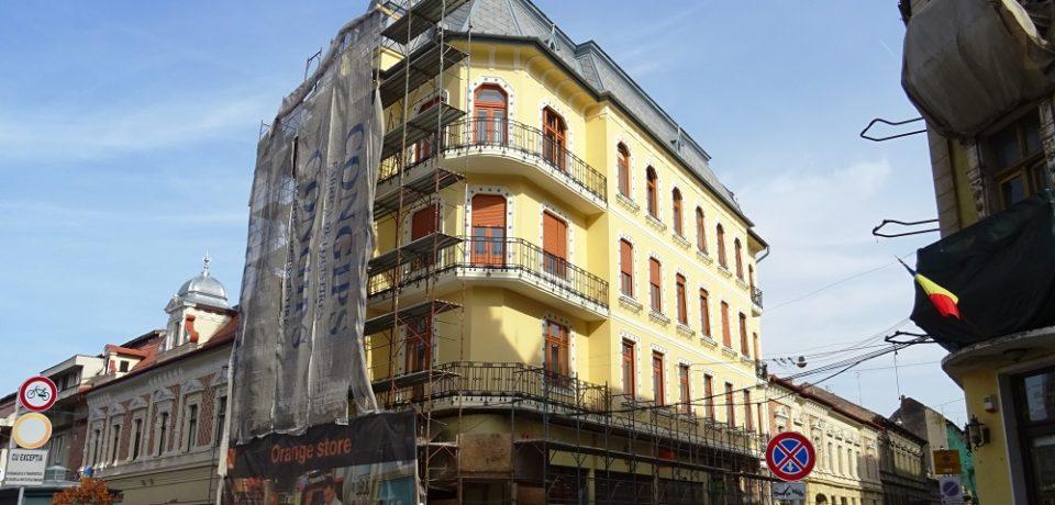 Casa Kolozsváry își va regăsi frumusețea de odinioară
