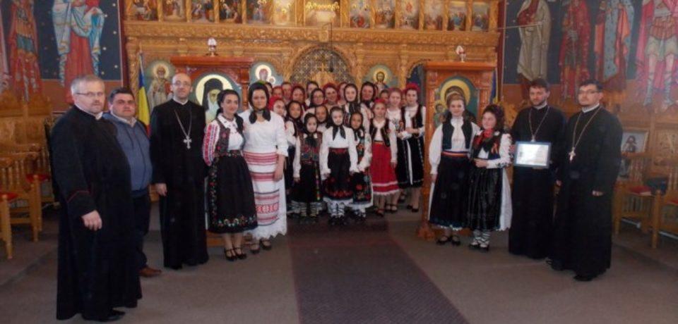 """Concert de pricesne ,,La umbra Crucii Tale"""", la Husasău de Criș"""