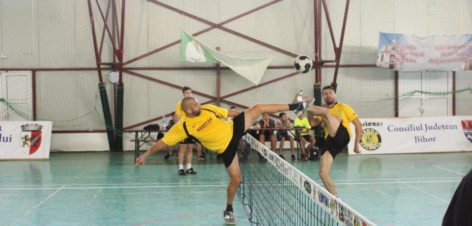 Turneu internaţional de futnet la Salonta