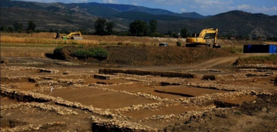 Oraşul preistoric de pe Mureş, prezentat la Oradea