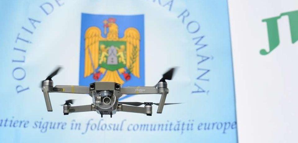 Politistii de frontiera vor primi drone si echipamente de ultimă generaţie pentru combaterea contrabandei cu tigări