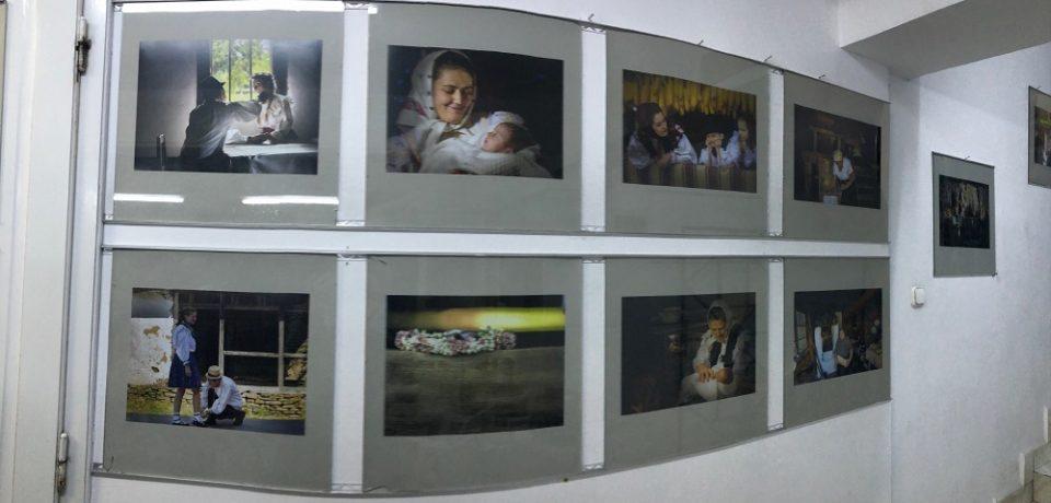 Un colţ de rai, imortalizat de un artist născut la Oradea