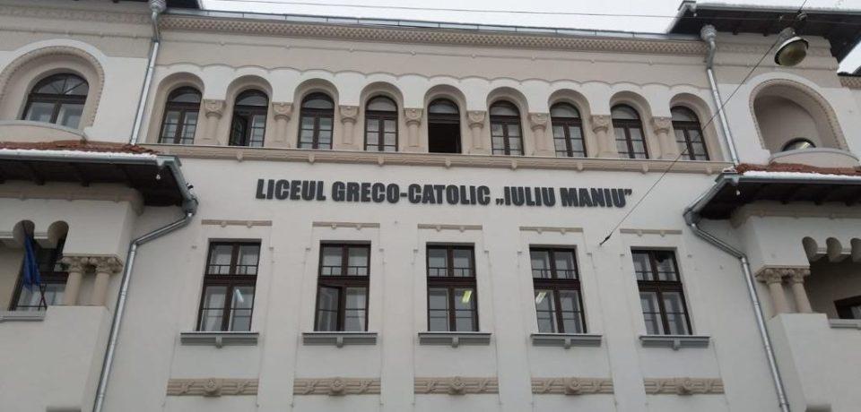 """Olimpiada Națională Corală, faza interjudețeană, la Liceul Greco-Catolic """"Iuliu Maniu"""""""