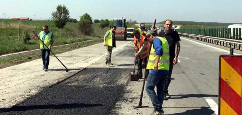 Lucrări pe DN 76. Trafic restricţionat pe parcursul lunii martie