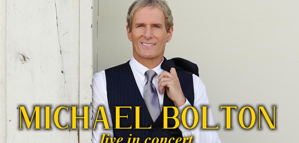 Michael Bolton va susţine anul acesta concerte la Cluj-Napoca şi Bucureşti