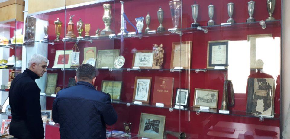 De Ziua Mondiala a Apei, ISU Crisana redeschide, pentru vizitatori, usile Muzeului Pompierilor Militari Bihoreni