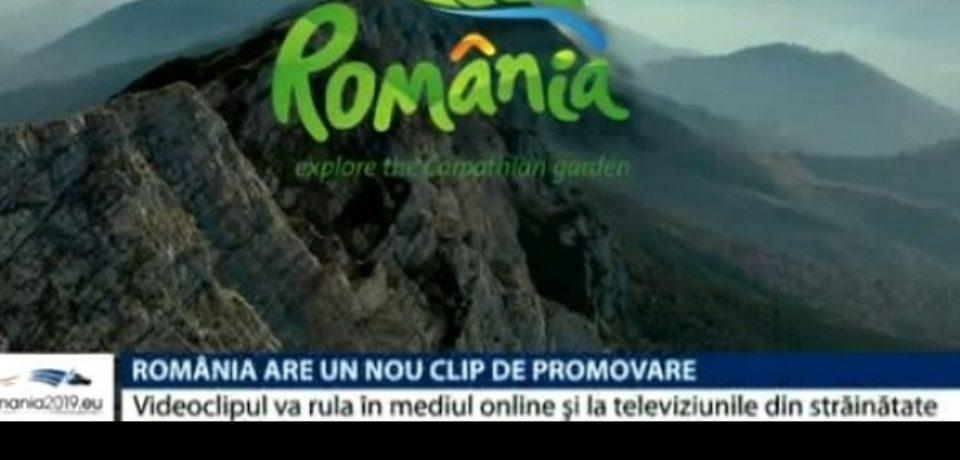România are un nou clip de promovare. Vezi care sunt sunt principalele puncte de atracție