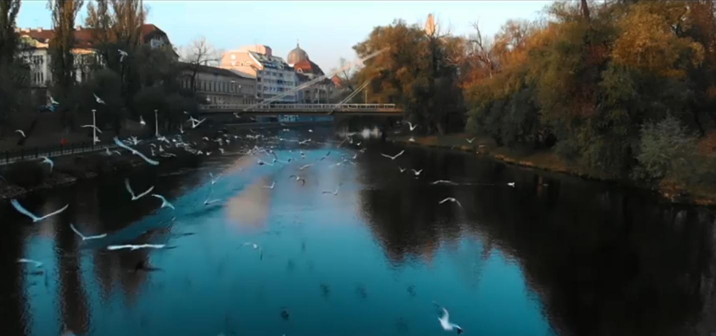 Oradea apare in noul clip de promovare a Romaniei. VIDEO