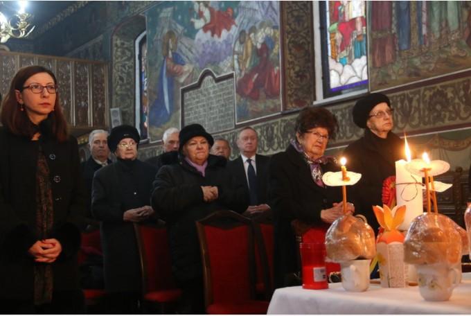 Parastas în memoria foștilor deținuți politic – Comemorarea sfinților închisorilor