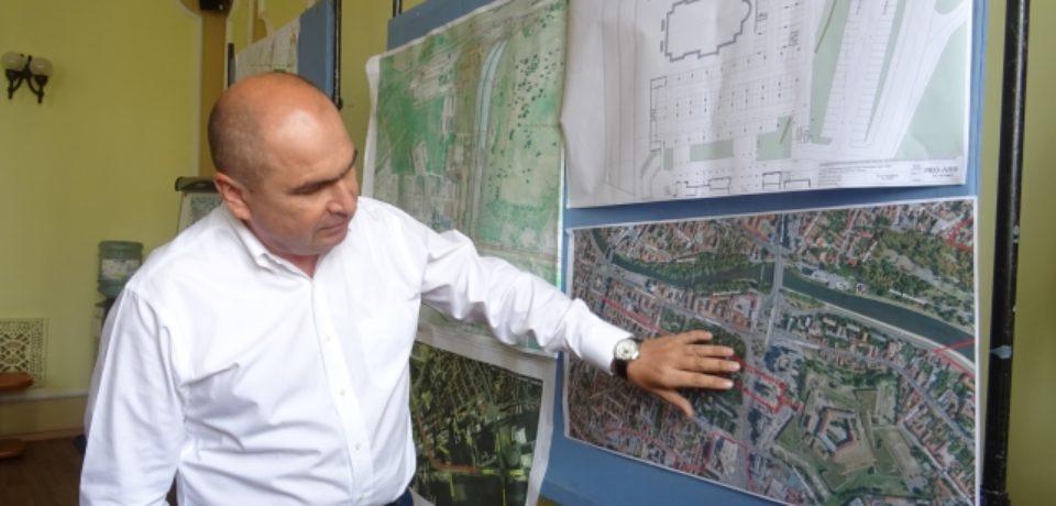 Licitație pentru proiectarea unei parcări de tip Park and Ride în Piața Emanuil Gojdu
