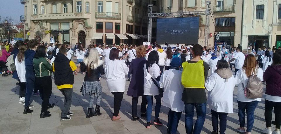 Oradea a marcat Ziua Mondială a Sindromului Down