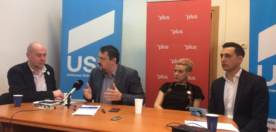"""Cristian Ghinea: Alianţa """"2020 USR-PLUS"""" e forţa politică ce poate schimba România"""