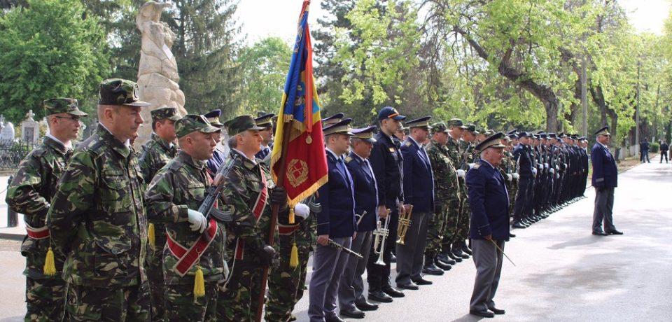 Ziua Veteranilor, marcată miercuri, 24 aprilie, la Oradea